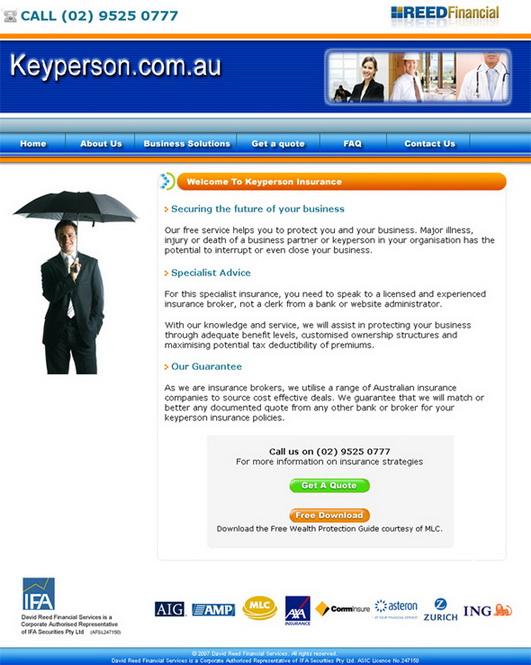 Keyperson.com.au Australia