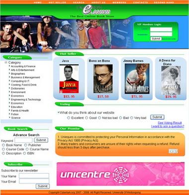 Unishop Online