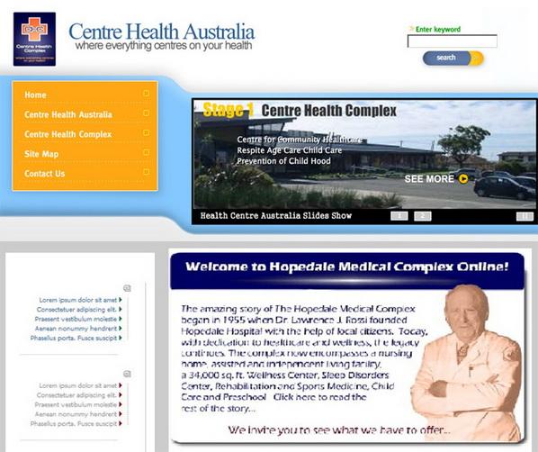 Centre Health Australia
